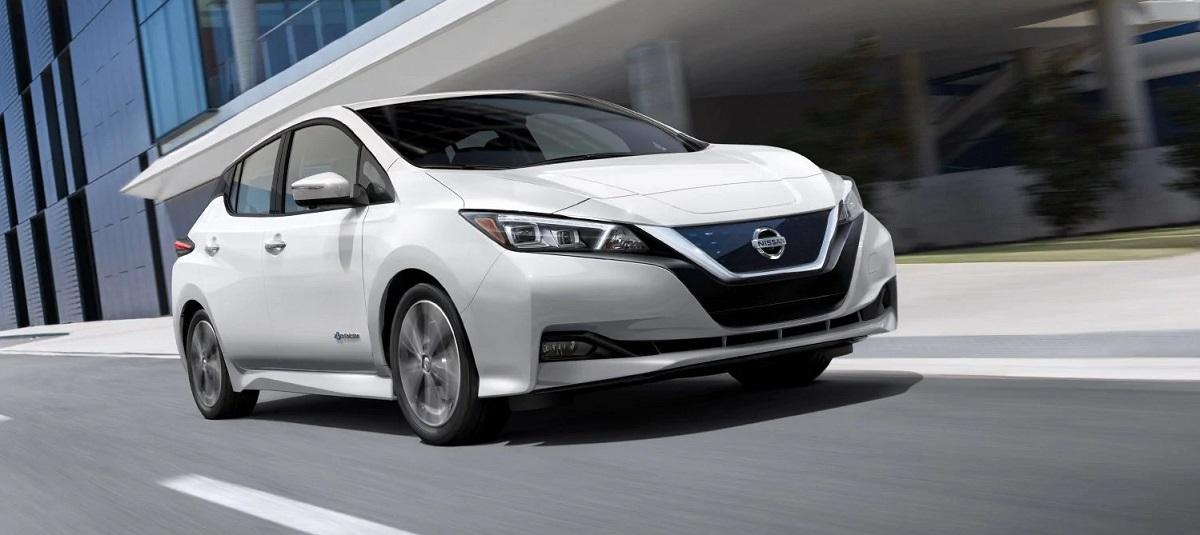 Exterior - 2019 Nissan LEAF near Lakeland FL