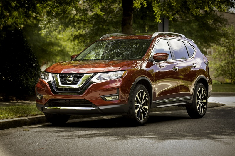 Exterior - 2019 Nissan Rogue in Wesley Chapel FL